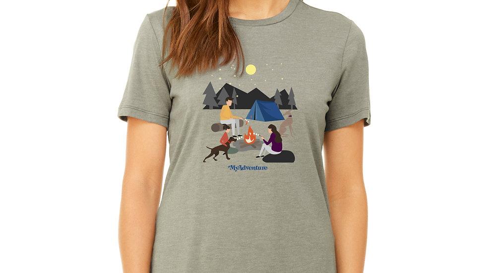 Ladies #MyAdventure Camping