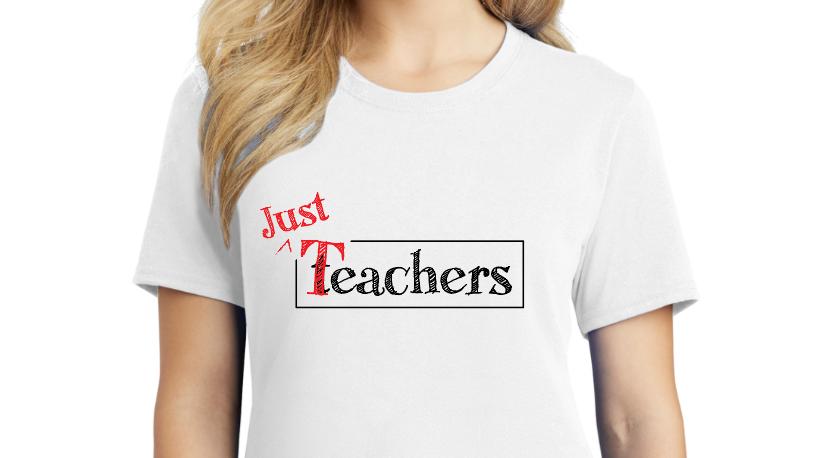 Just Teachers- Women's Crew Neck