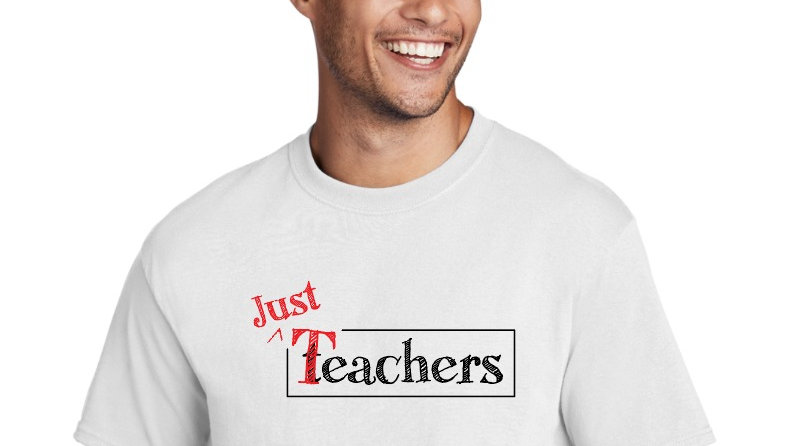 Just Teachers- Men's