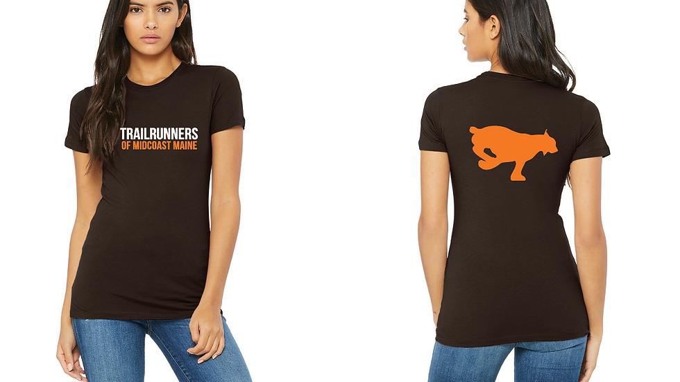 Women's Brown T-Shirt