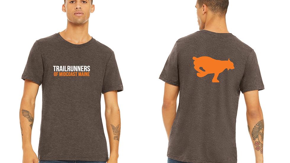 Men's Brown T-Shirt