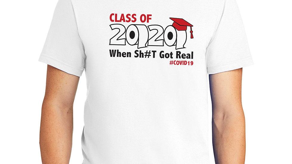 Class of 2020 #COVID19 Shirt
