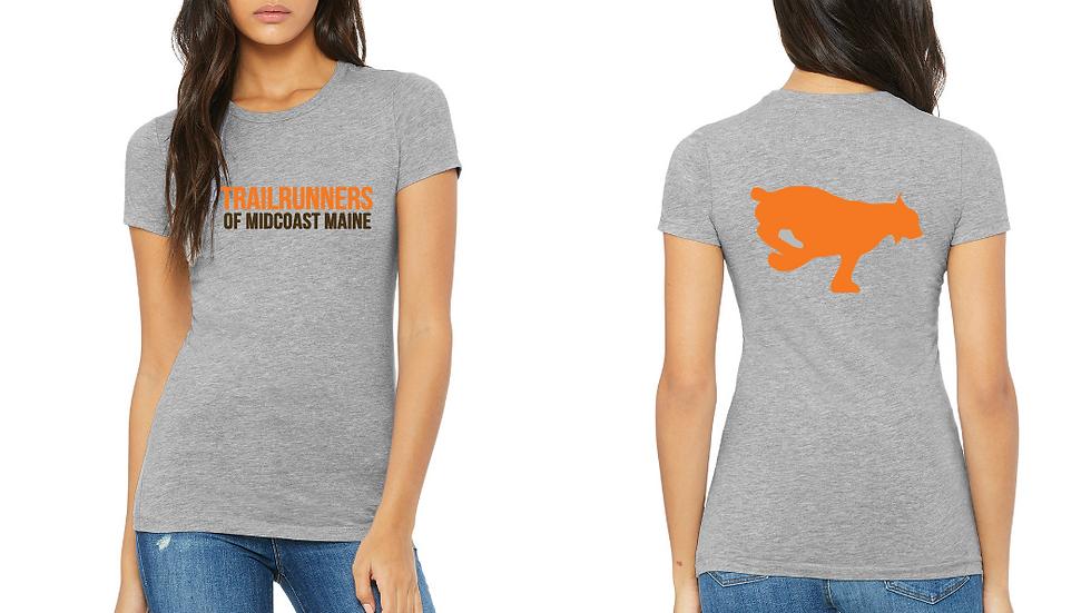 Women's Grey T-Shirt