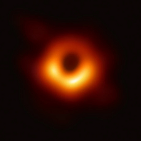The Most Mind-Blowing Part of the New Black Hole Picture