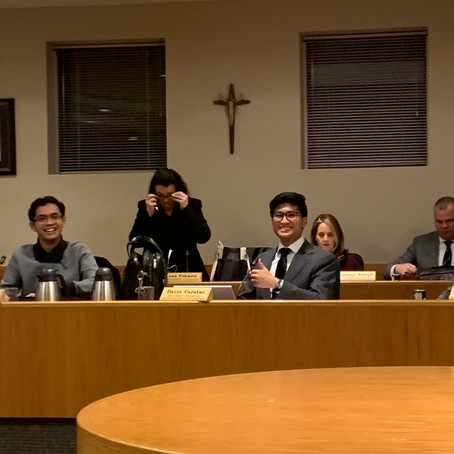 Caratao: JV's Name Change, New Trustees and Textbooks -March 1-7 Board Meeting