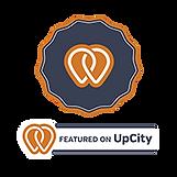 Upcity Badge | Herd Media