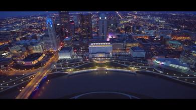 Herd Media-Columbus Drone Aerial