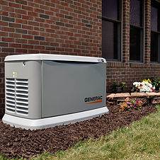 Generac Generator Installed