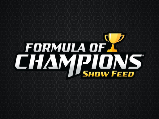 Formula of Champions   Pig Smooth Design Pellet