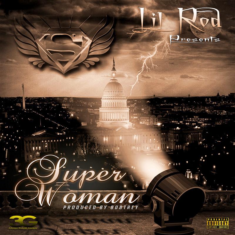 SUPERWOMAN SINGLE COVER