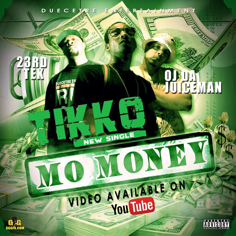 MO MONEY SINGLE COVER