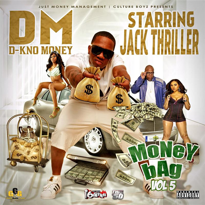 MONEY BAG 5 MIXTAPE COVER