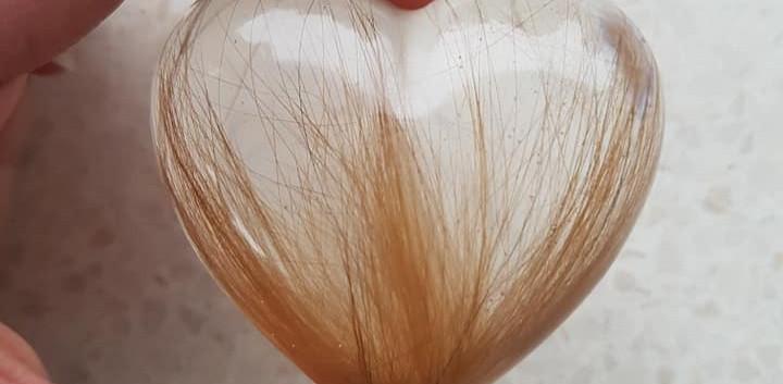 Hjerte med pels