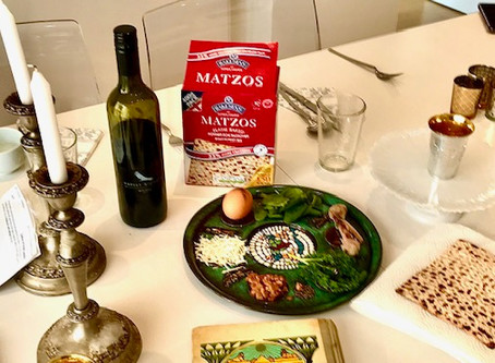 Passover (April 10th) by Gillian