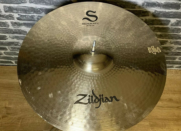 "Zildjian S Series 20"" Medium Ride Cymbal #272"