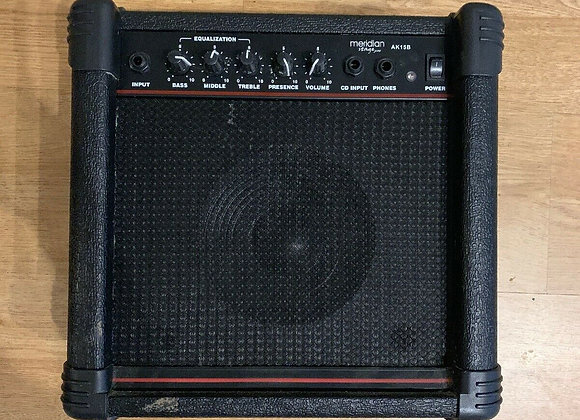 Meridian Stage Pro Guitar Amplifier.