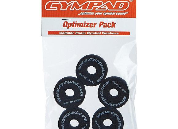 Cympad Optimizer Black 5 Pack