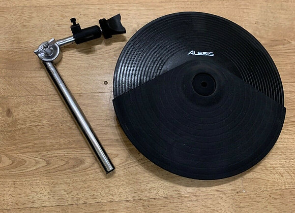 "Alesis DM Pad 12"" Electronic Hi Hat Cymbal With Arm #264"