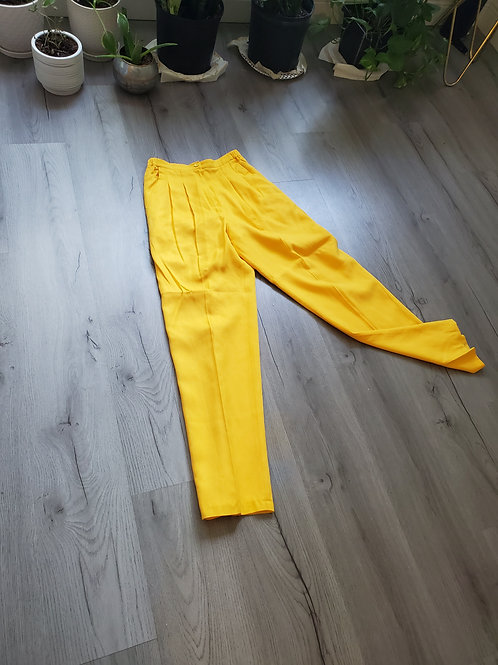 Mellow yellow VTG pant