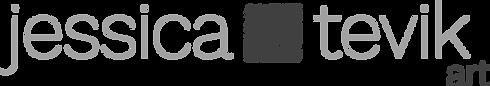 jessica tevik art logo