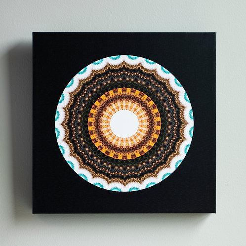 Vision Mandala Canvas