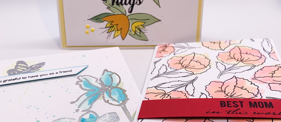 Clean And Simple Boutique Cards