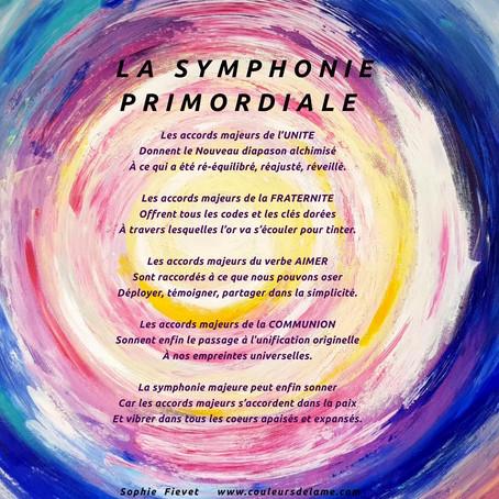 La symphonie primordiale