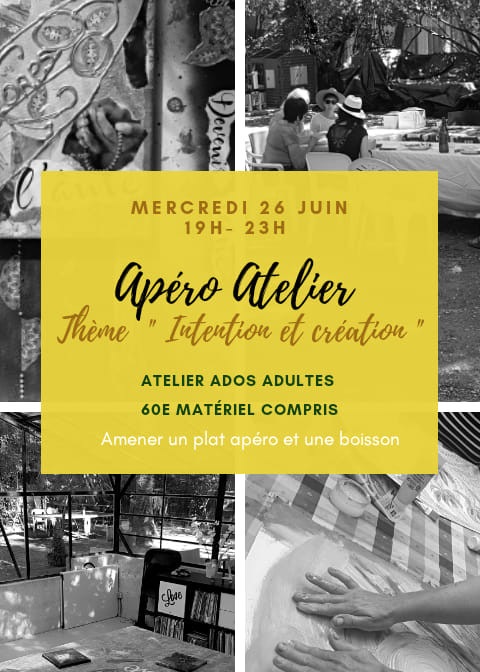 Soiréé Apéro Atelier