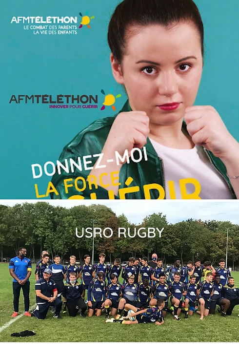 telethon usro rugby