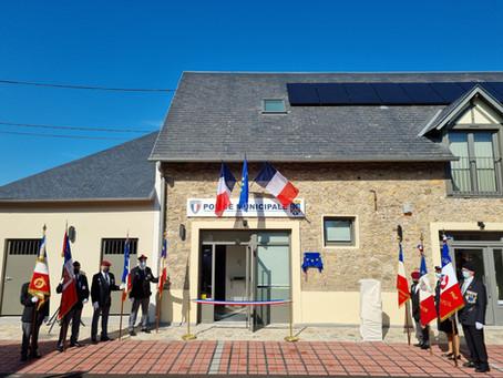 Inauguration Police Municipale