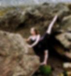 Harriet rocks..JPG