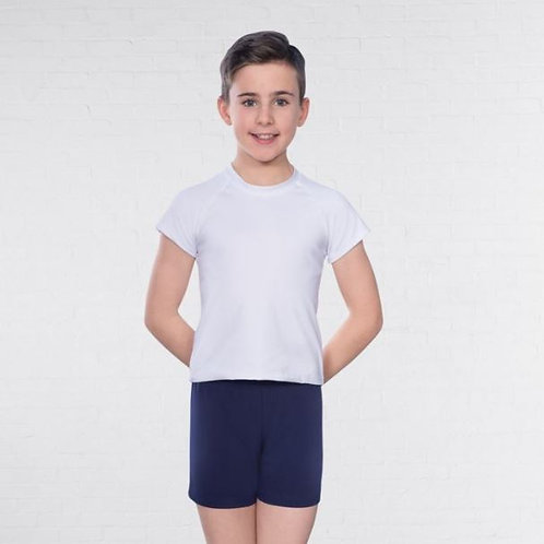 Boys' White T-Shirt