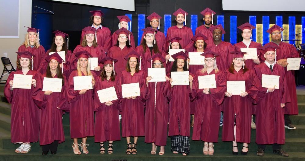 2018-2019 Graduating Class