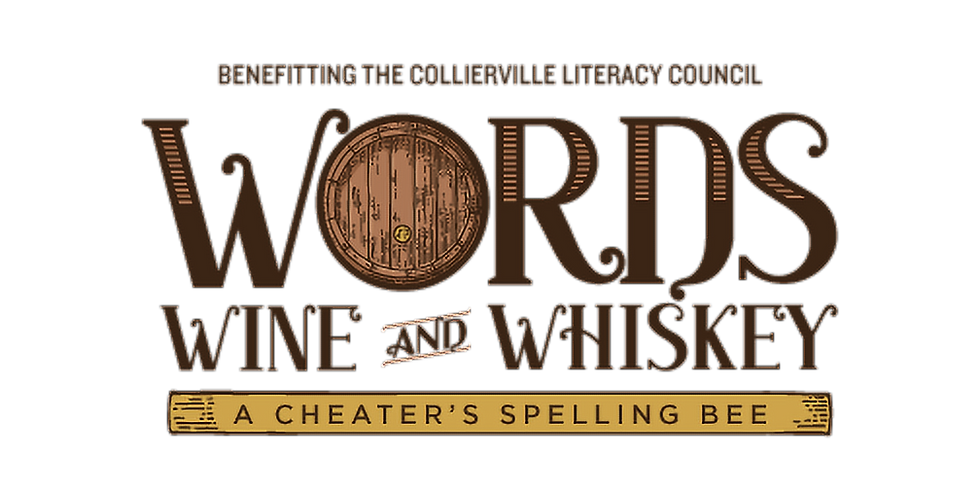 WORDS, Wine & Whiskey: A Cheater's Spelling Bee