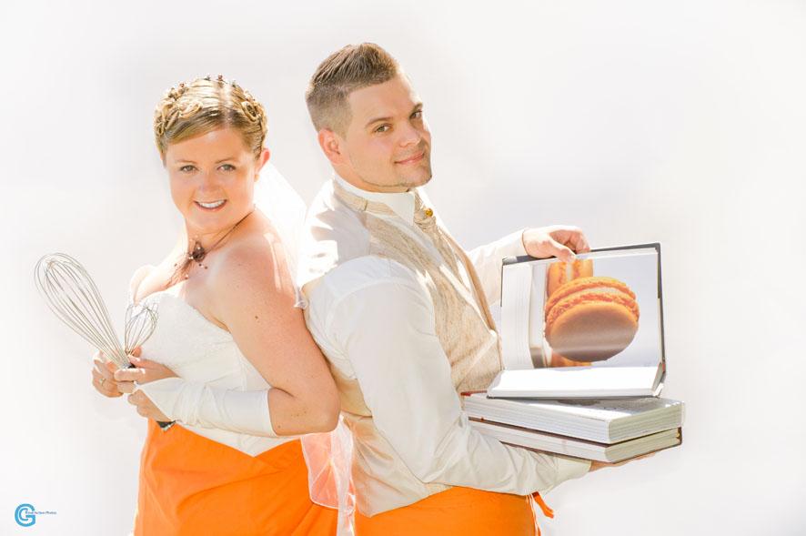 mariage patissier