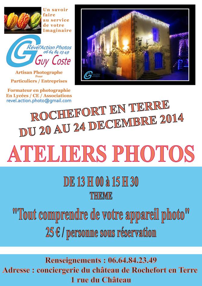 Stage à Rochefort en Terre