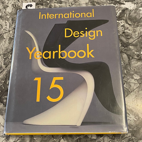 International Design Yearbook 15 (Used - Great Condition)