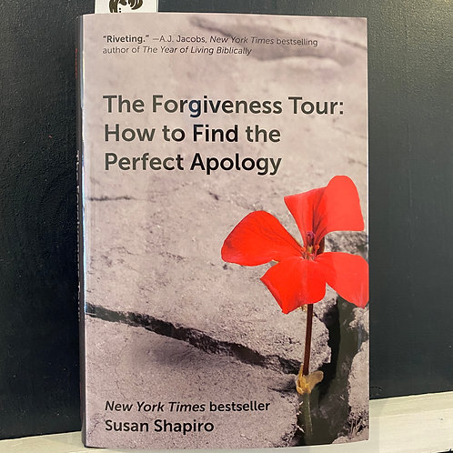 The Forgiveness Tour: How to Find the Perfect Apology