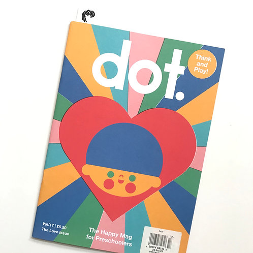 Dot - The Happy Mag for Preschoolers
