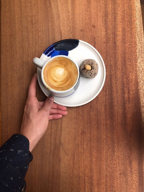 Specialty Coffee, Beverages & Pastries