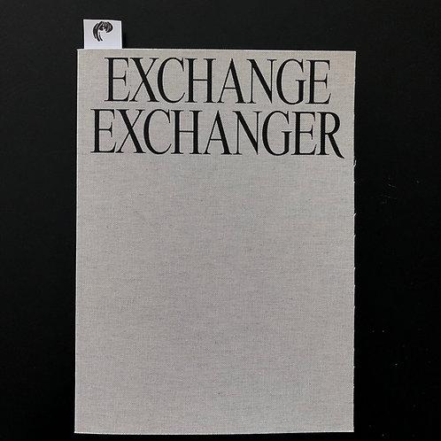Ibrahim Mahama. Exchange-Exchanger (1957-2057)