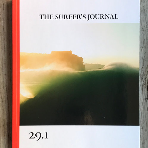 Surfer's Journal Back Issues