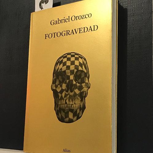 Fotogravedad, Gabriel Orozco (Used - Great Condition)