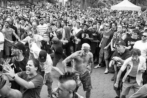 Crazy Eddie, Adam Bernstein, Photograph (16 x 24 in)
