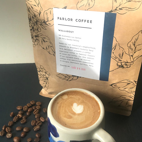Parlor Coffee - Wallabout Blend