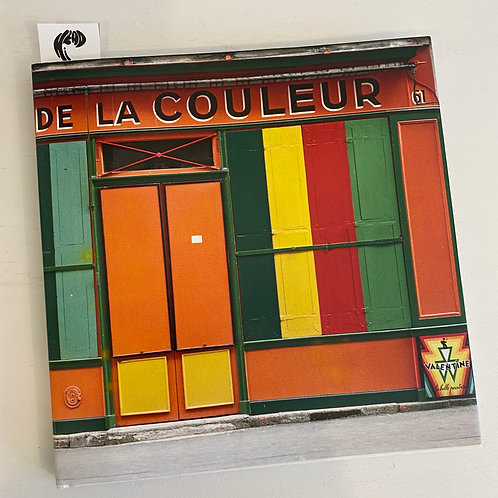 Paris Colours, Gerard Ifert Ektachromes 1953-1954