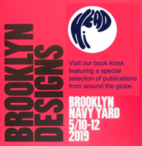 Head Hi Brooklyn Designs 2019