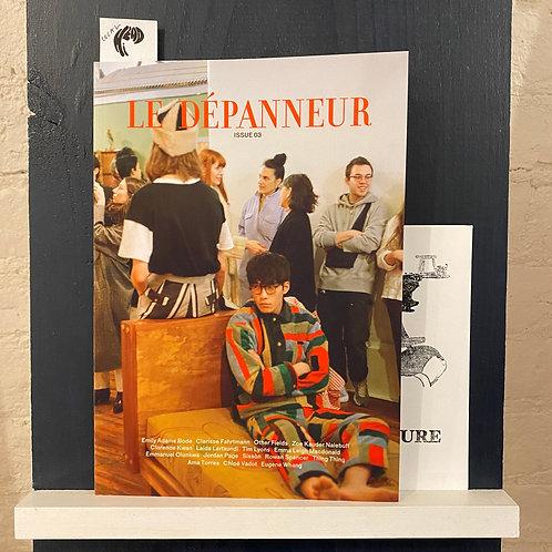 Le Dépanneur - Issue 03