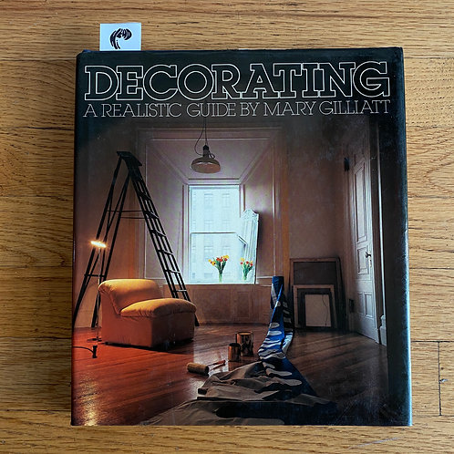 Decorating, A Realistic Guide (Used - Great Condition)