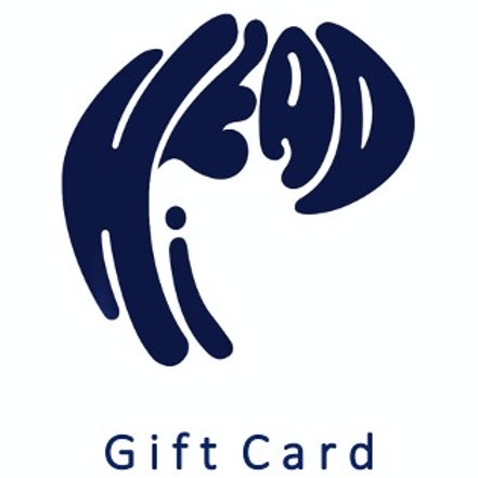 Head Hi Gift Card